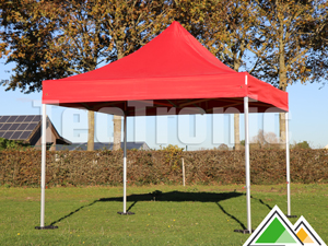 Easy-up tent 3x3 Solid 50