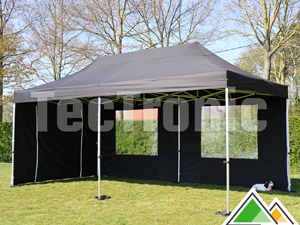 Easy-up tent 3x6 Solid 40