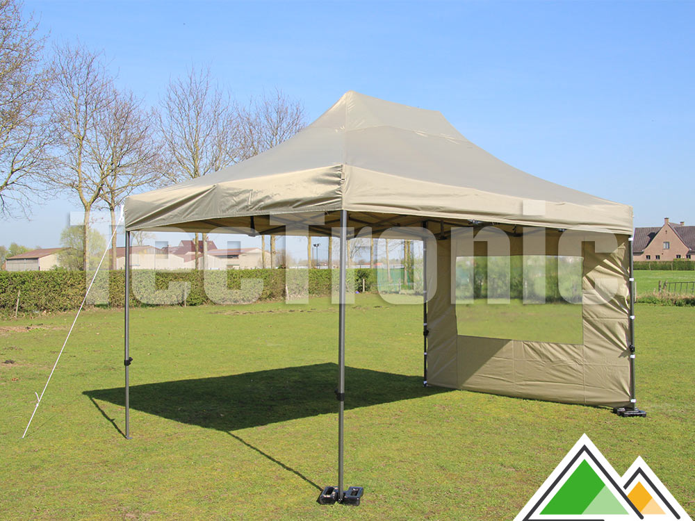 Easy-up tent 3x4,5 Solid 30 te koop