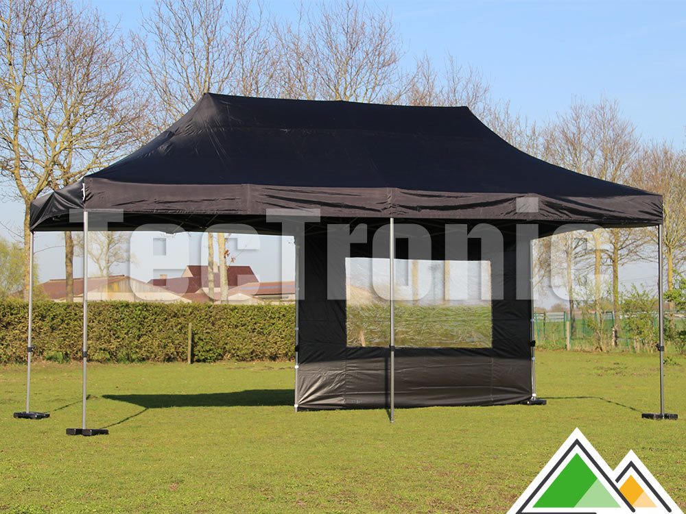 Opvouwbare partytent 3x6 Solid 30