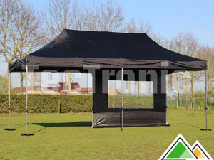 Easy-up tent 3x6 Solid 30