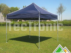 Easy-up tent 3x3 Solid 40