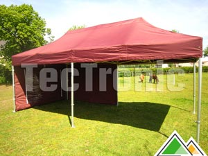 Easy-up tent 3x6 Solid 50