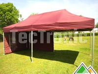 Professionele easy-up tent 3x6 meter