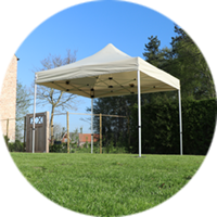 Easy-up tent Solid 40