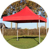 Easy-up tent Solid 50